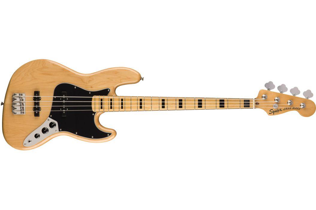 Fender Squier Classic Vibe '70s Jazz Bass® MFB NAT