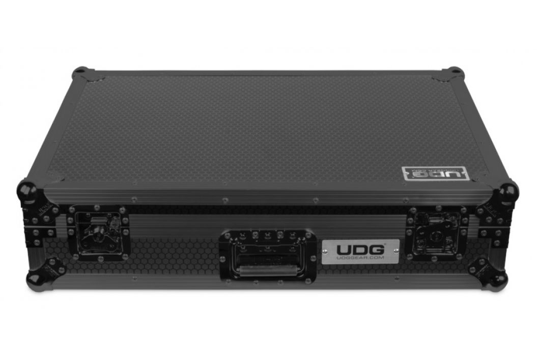 UDG Ultimate Flight Case Denon DJ Prime 4 Black Plus (Wheels)