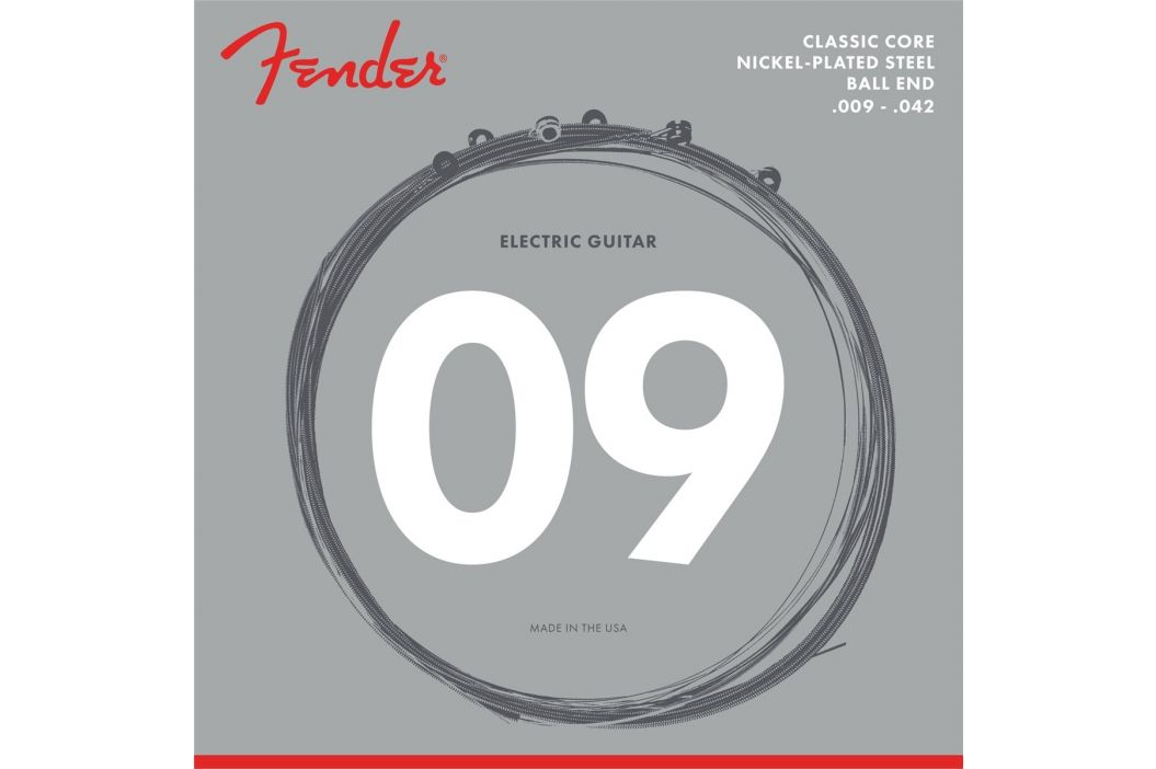 Fender 255L Classic Core Electric Strings