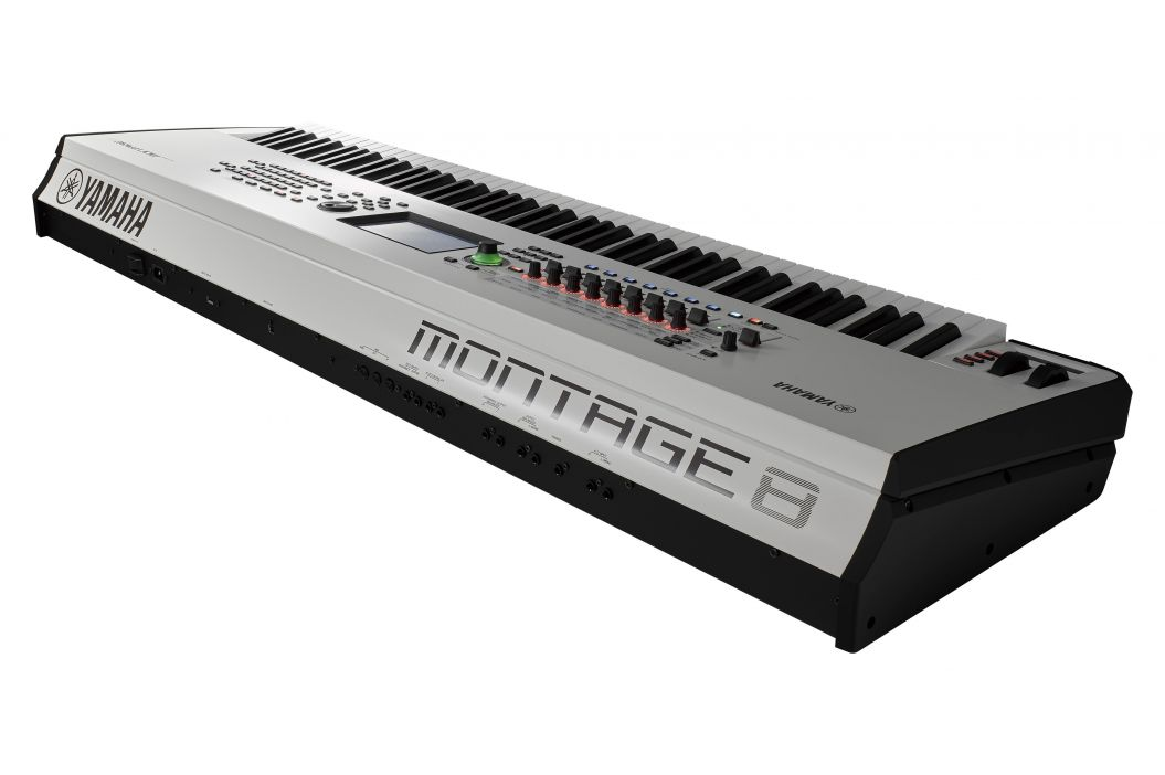 Yamaha Montage 8 WH
