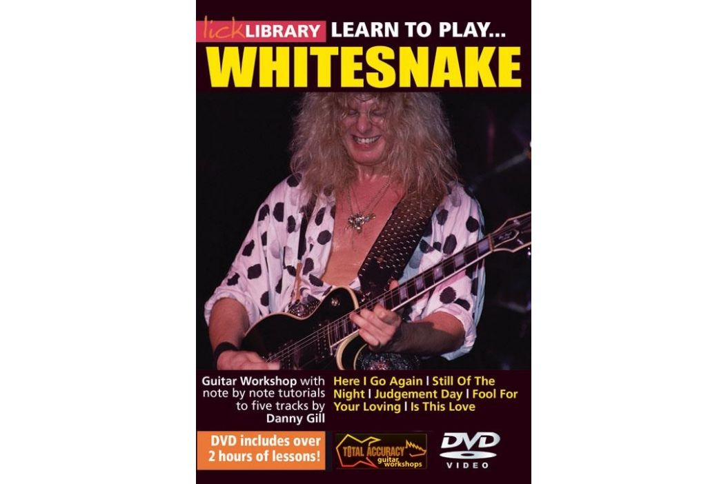 MS Learn To Play Whitesnake