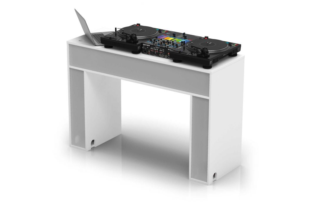 Glorious Modular Mix Station White