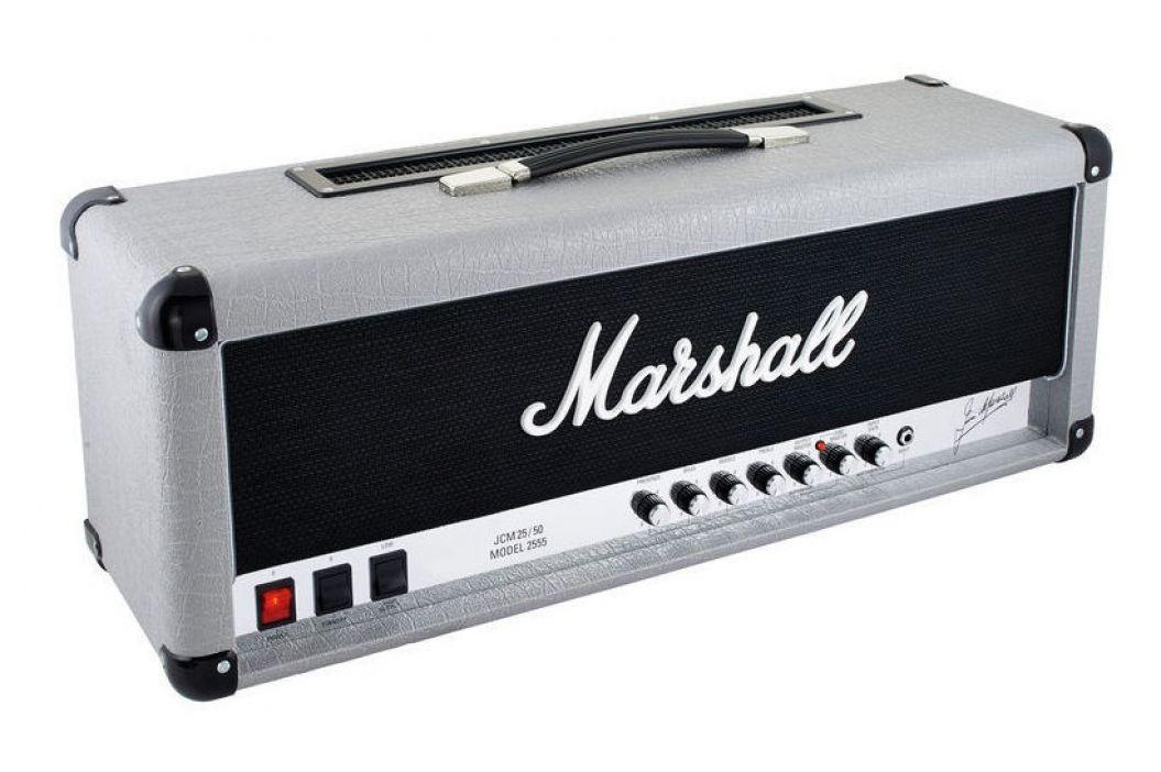 Marshall 2555X Silver Jubilee