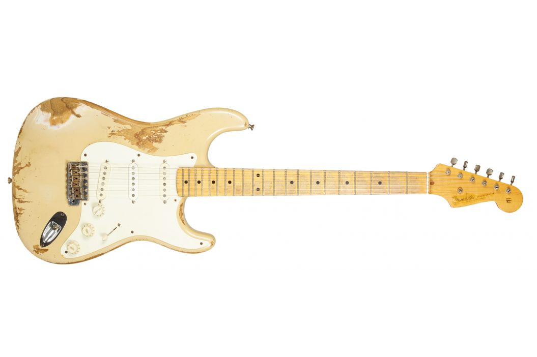 Fender 2012 Stratocaster ´56 Custom Shop Relic