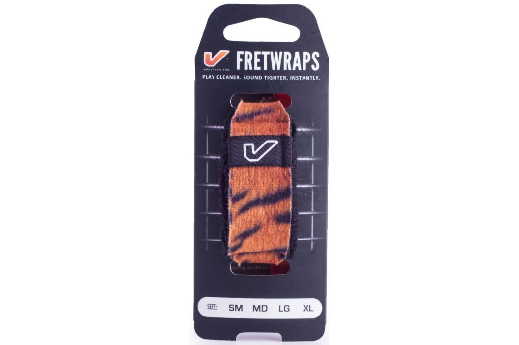Gruvgear FretWraps Tiger Small
