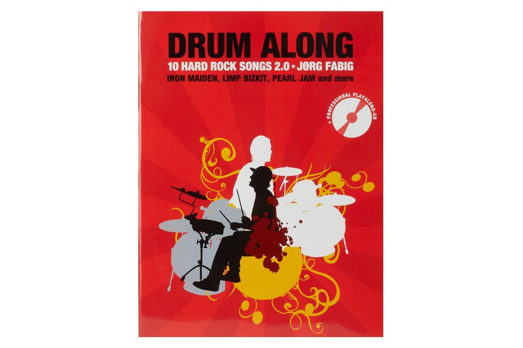 MS Drum Along - 10 Hard Rock Songs 2.0
