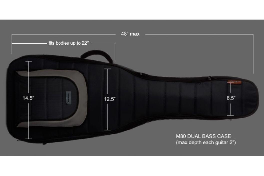 Mono M80-2B-BLK