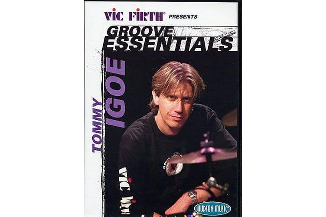 MS Tommy Igoe: Groove Essentials (DVD)