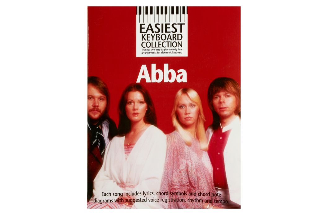MS Easiest Keyboard Collection: Abba