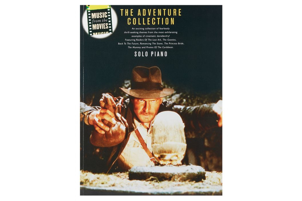 MS Music from the Movies: The Adventure Collection (Solo Piano)