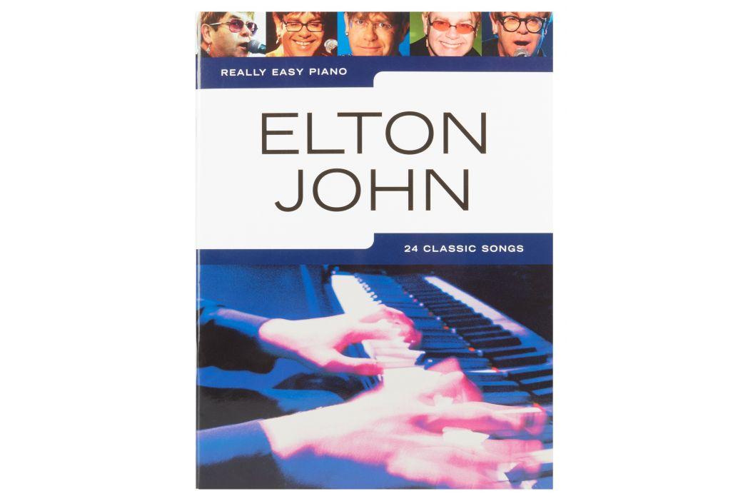 MS Really Easy Piano: Elton John