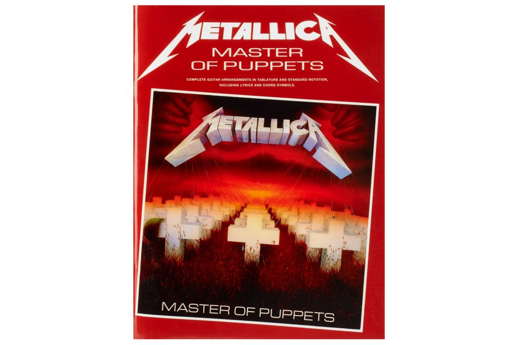 MS Metallica:Master Of Puppets