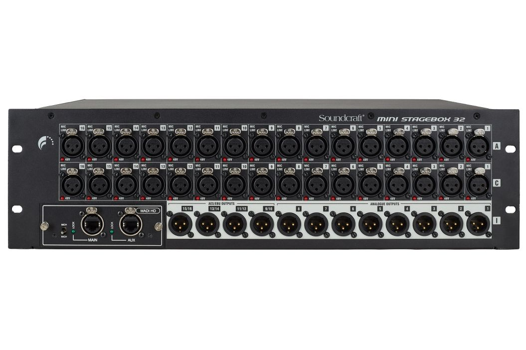 Soundcraft Mini Stagebox 32R