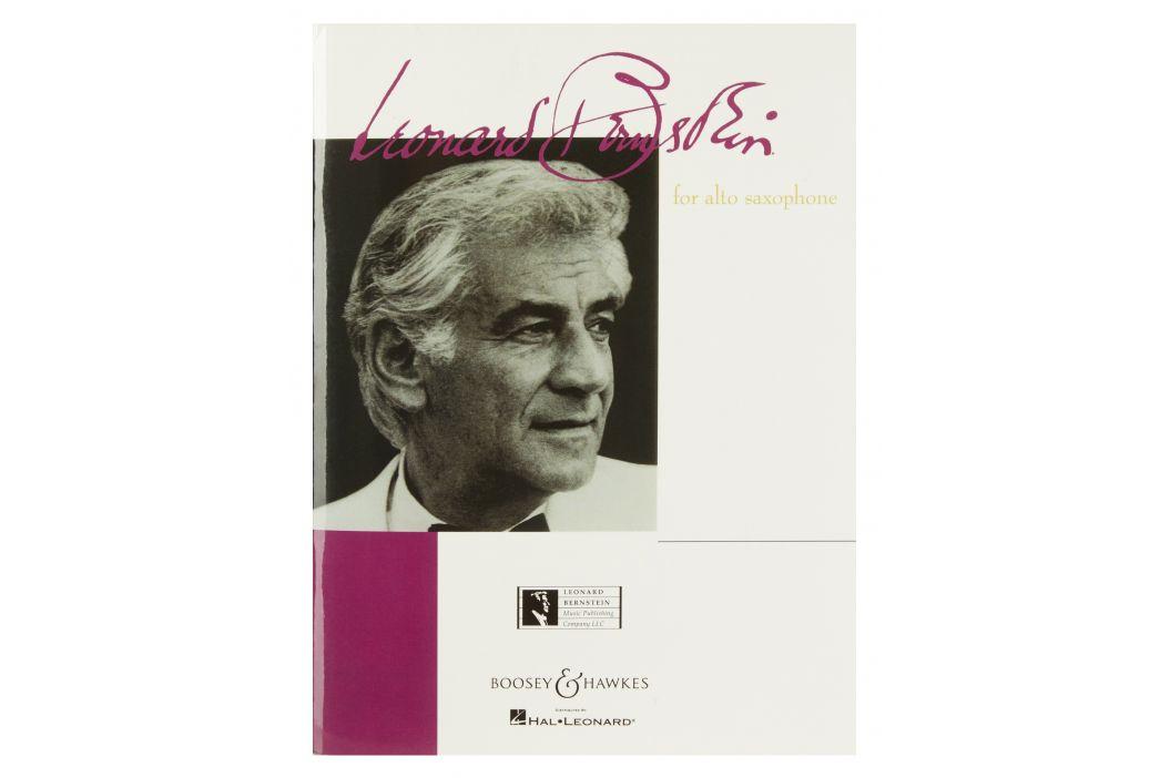 MS Leonard Bernstein for alto saxophone