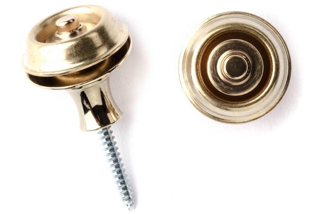 Dunlop Straplok Original Brass