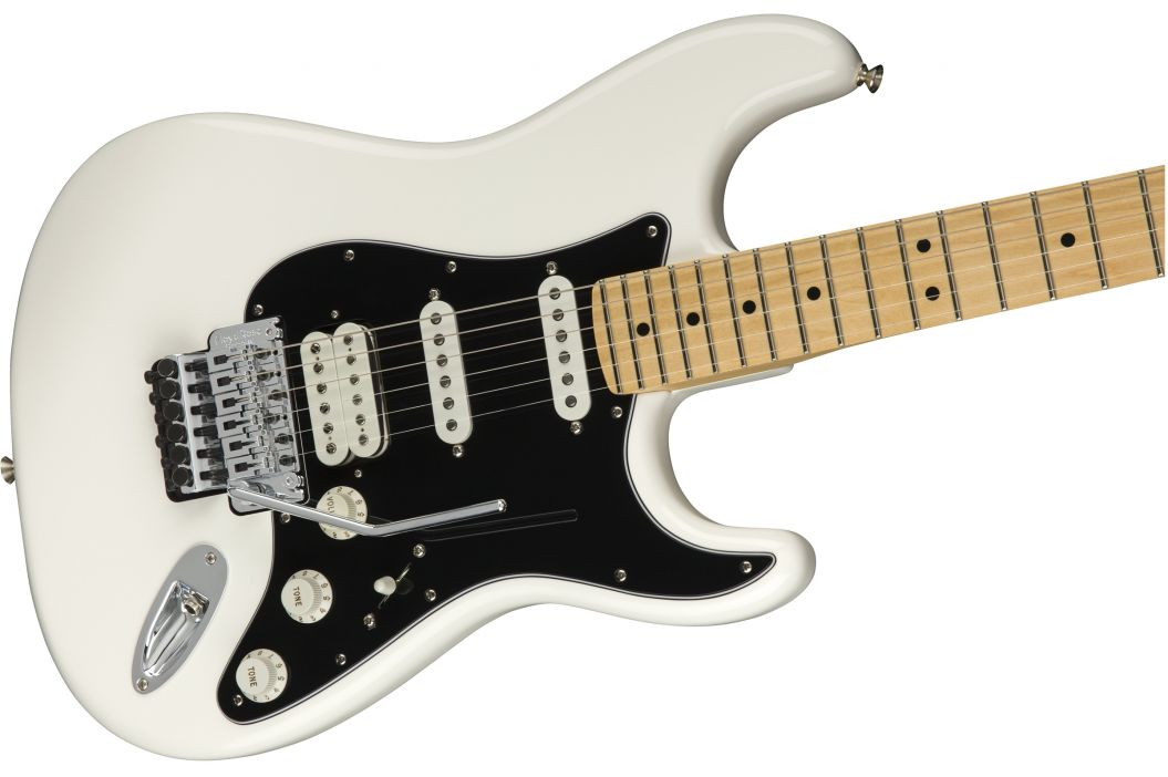 Fender Player Stratocaster FR HSS MN PWT