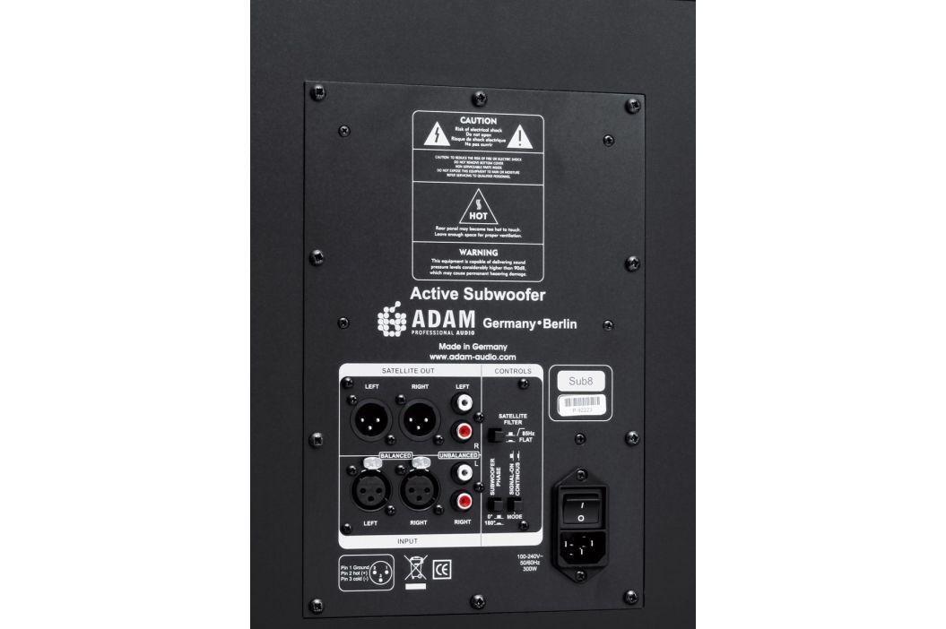ADAM Audio Sub 8