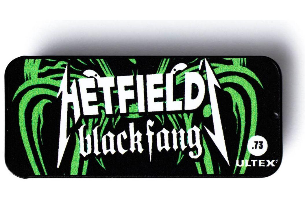 Dunlop Hetfield Black Fang 0.73 Pick Tin