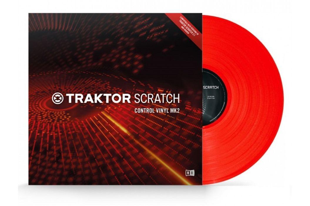Native Instruments Control Vinyl MK2 Red