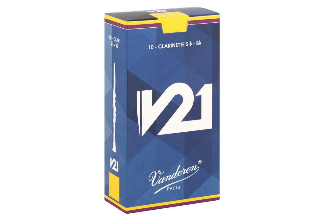 Vandoren Bb Clarinet V21 3.5 - box