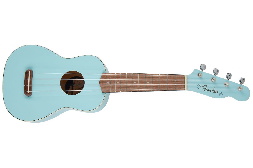 Fender Venice Soprano Uke WN DPB