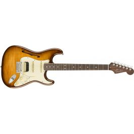 Fender Rarities Stratocaster Thinline HSS RW VIB