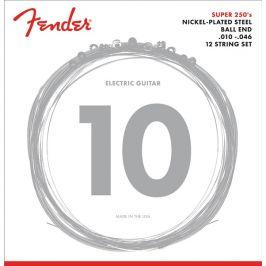 Fender Electric XII Strings NPS 10-46