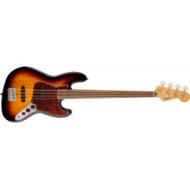 Fender Squier Classic Vibe '60s Jazz Bass® FL LFB 3TSB