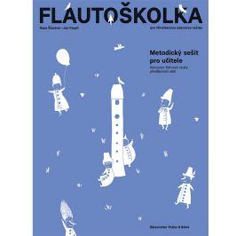 KN Flautoškolka - Metodický sešit pro učitele