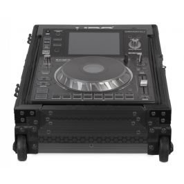 UDG Ultimate Flight Case Multi CDJ/MIXER II Black Plus (Trolley&Wheels