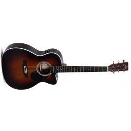 Sigma Guitars OMTC-1STE-SB