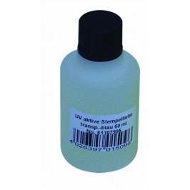 Eurolite UV razítkovací barva modrá 50ml