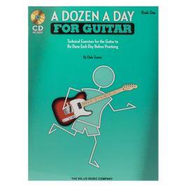 MS A Dozen A Day - Guitar