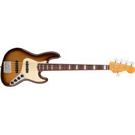 Fender American Ultra Jazz Bass V RW MB