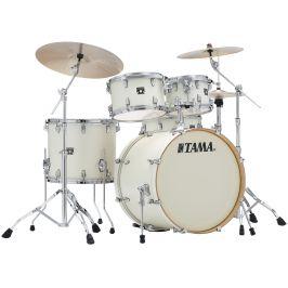 Tama Superstar Classic Maple Vintage White Sparkle Rock Set