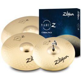 Zildjian Planet Z 4 Cymbal pack