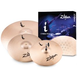 Zildjian I Series Essentials Plus Cymbal Pack