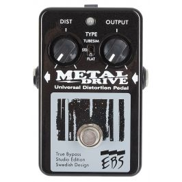 EBS MT Black label Metal Drive