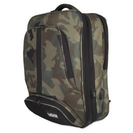 UDG Ultimate Backpack Slim Black Camo, Orange inside