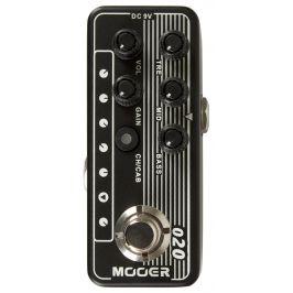 Mooer Micro PreAmp 020 - BLUENO