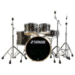 Sonor AQ1 Woodgrain Black Stage Set