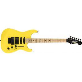 Fender Limited Edition HM Strat MN YLW