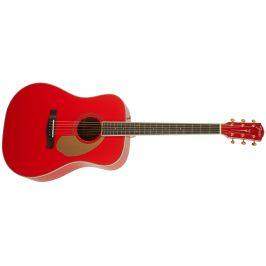 Fender LTD ED PM-1E Fiesta Red