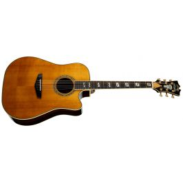 D'Angelico Excel Bowery Vintage Natural