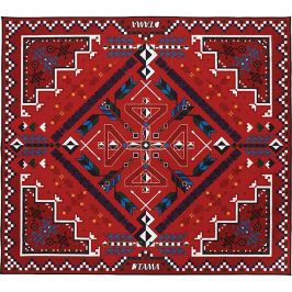 Tama Southwestern Pattern Drum Rug