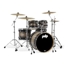 PDP Concept Maple CM5 Satin Charcoal Burst