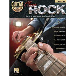 MS Guitar Play-Along: Classic Rock