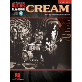 MS Guitar Play-Along: Cream