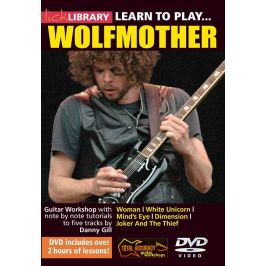 MS Learn to Play Wolfmother