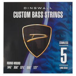 Dingwall Stainless Steel 5 String Set